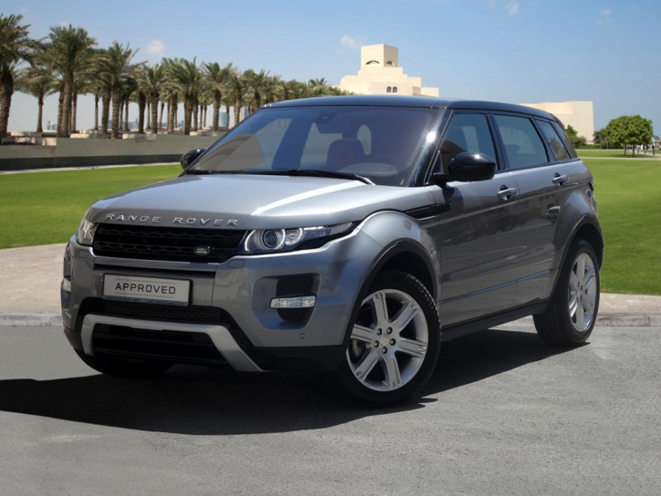 range rover evoque 5 door pre owned land rover approved middle east. Black Bedroom Furniture Sets. Home Design Ideas