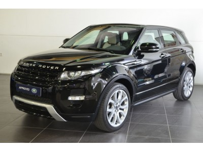 Used jaguar Evoque Coupe in Kuwait