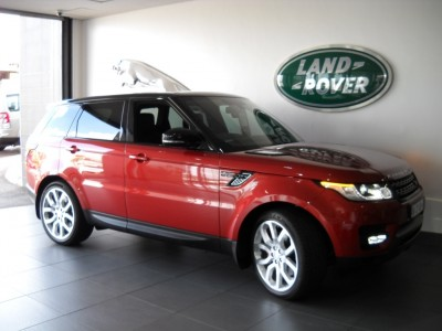 Used jaguar Range Rover Sport in Centurion