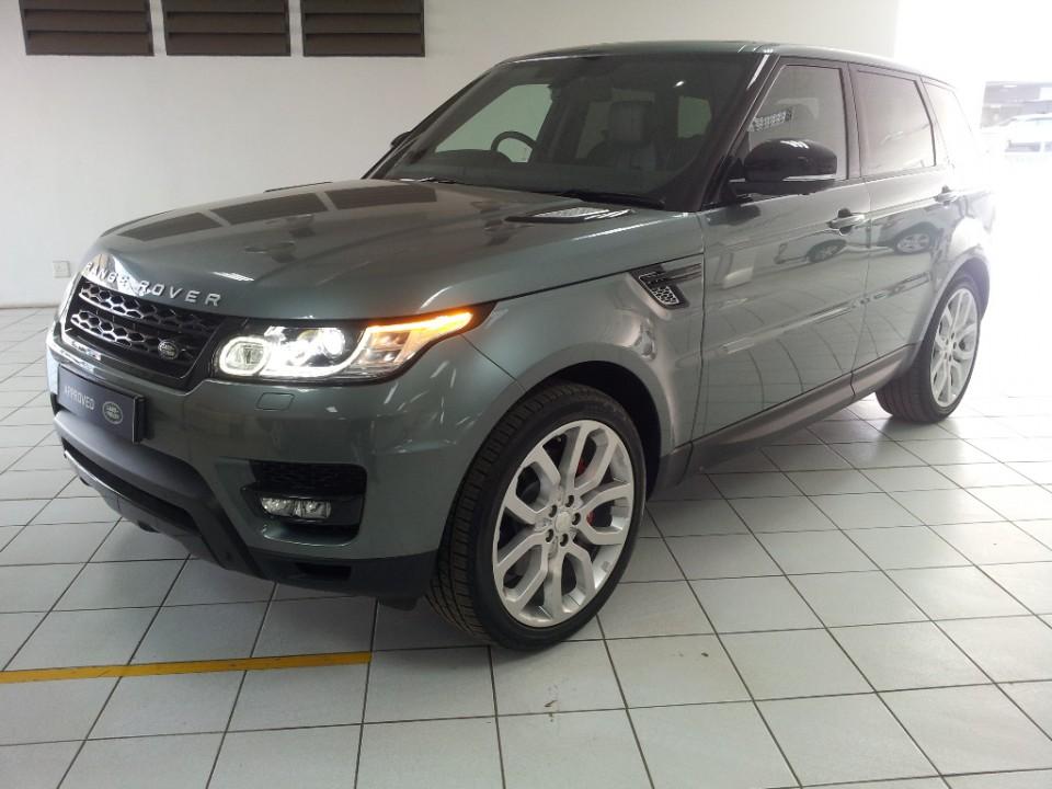 2014 Range Rover Sport 5.0 SC HST