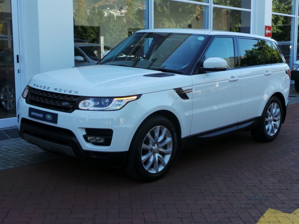 2014 Range Rover Sport S