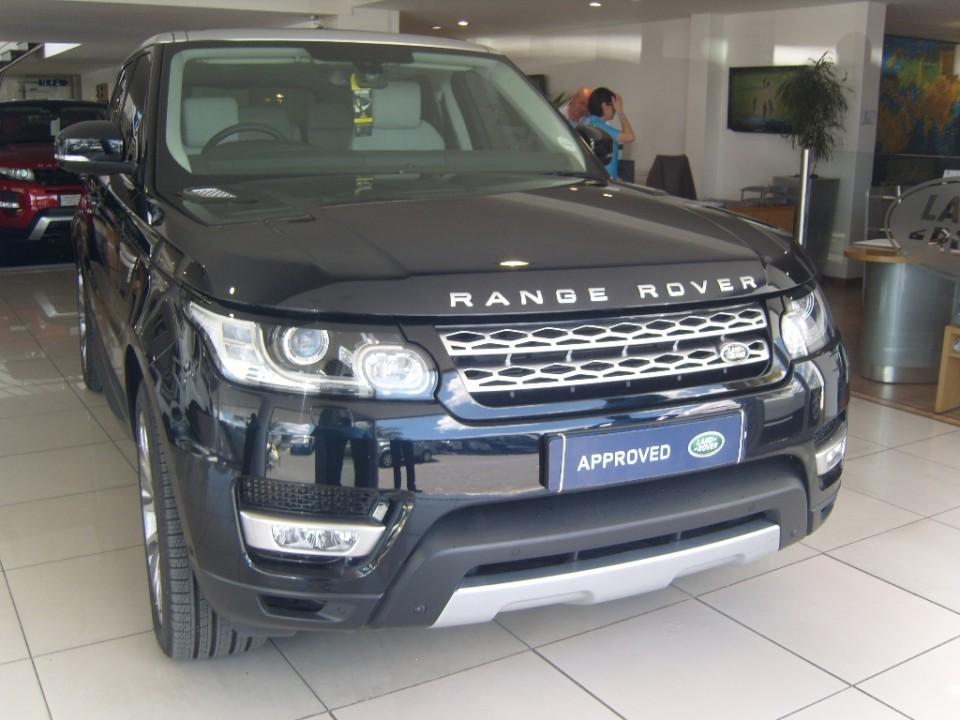2013 Range Rover Sport hse