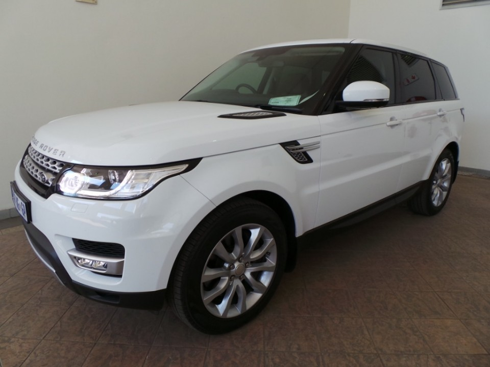 2014 Range Rover Sport SDV6 HSE