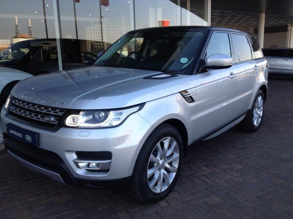 2014 Range Rover Sport SDV8