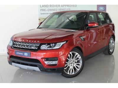Used jaguar Range Rover Sport in Erbil
