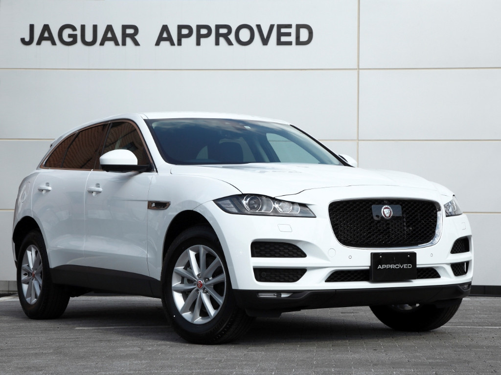 F-PACE 5ドア Pure (180PS) (MY20)