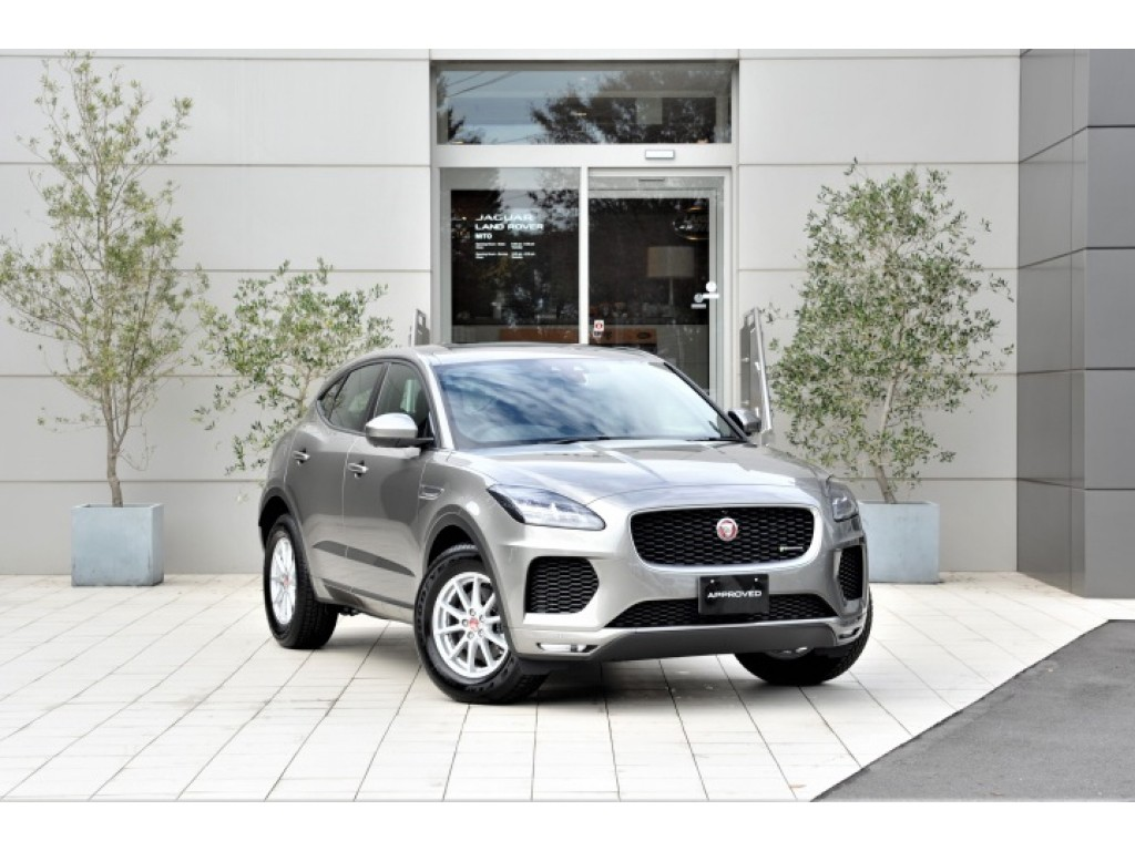 E-PACE 5ドア R-Dynamic (MY18)