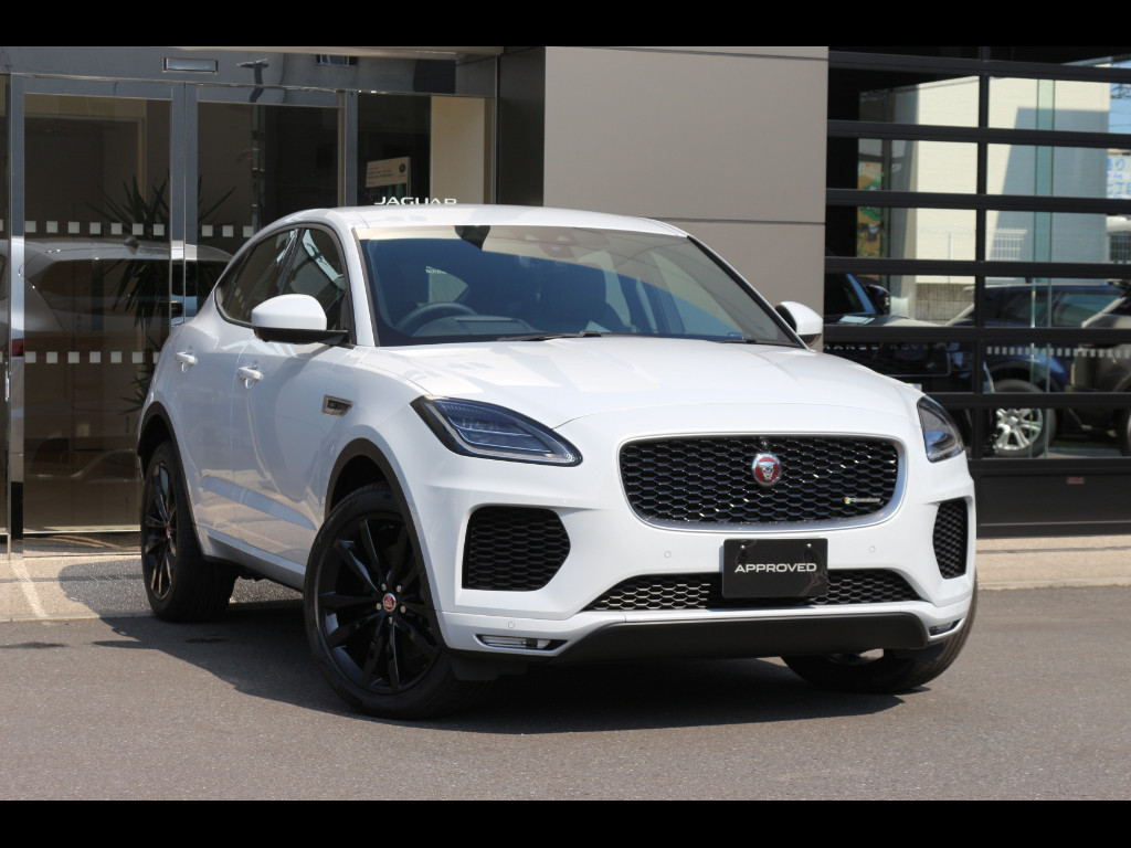 E-PACE 5ドア R-Dynamic S (MY18)