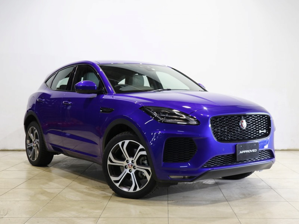 E-PACE 5ドア HSE (MY19)