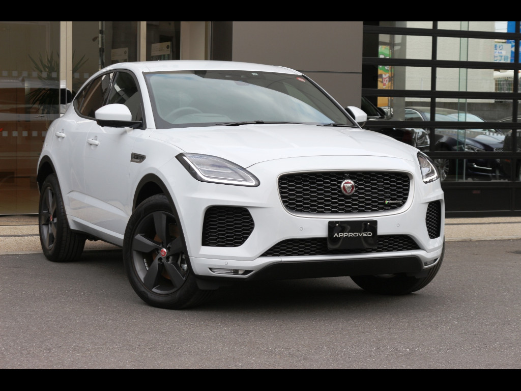E-PACE 5ドア R-Dynamic S (MY19)