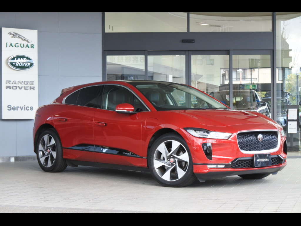 I-PACE 5ドア HSE (MY19)