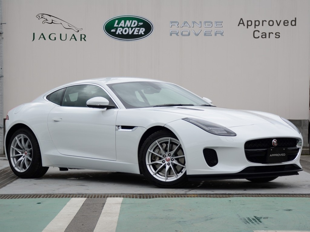 F-TYPE クーペ Jaguar (MY18)