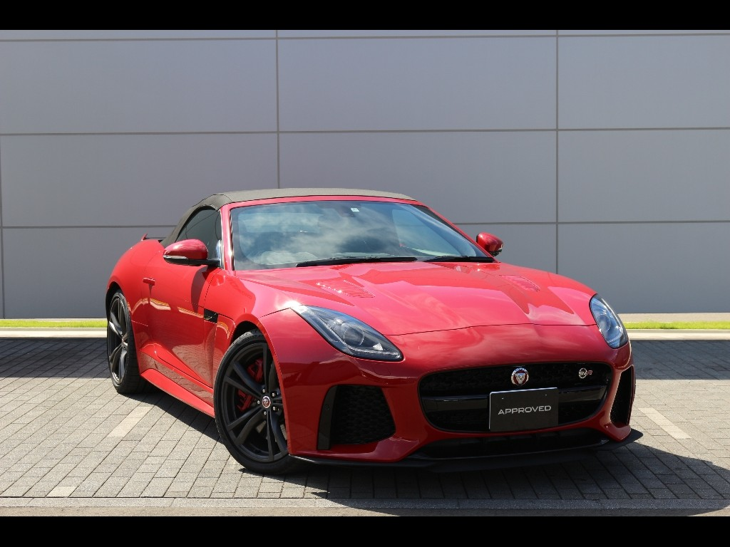F-TYPE コンバーチブル Special Edition (MY17)