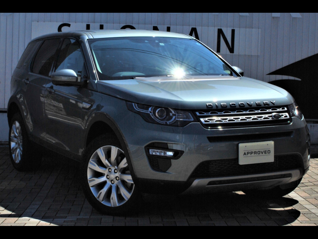 DISCOVERY SPORT 5ドア HSE (MY16)