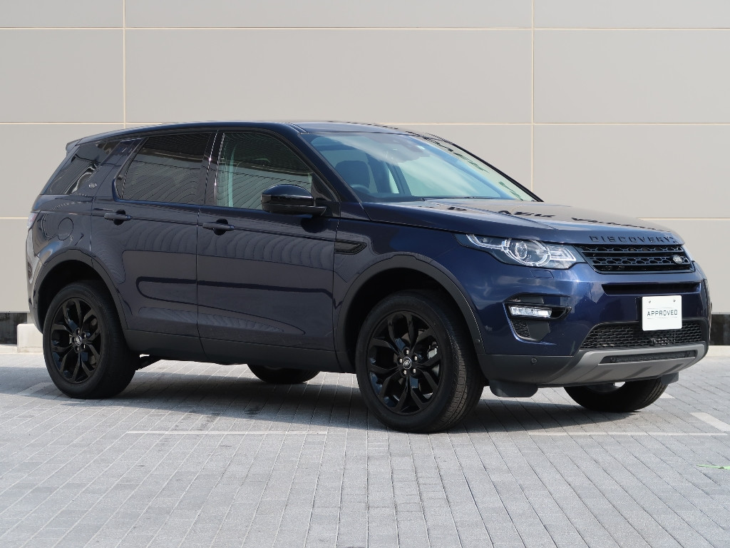 DISCOVERY SPORT 5ドア HSE Luxury (MY17)