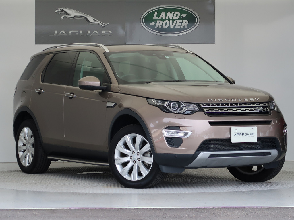 DISCOVERY SPORT 5ドア HSE Luxury (MY16)