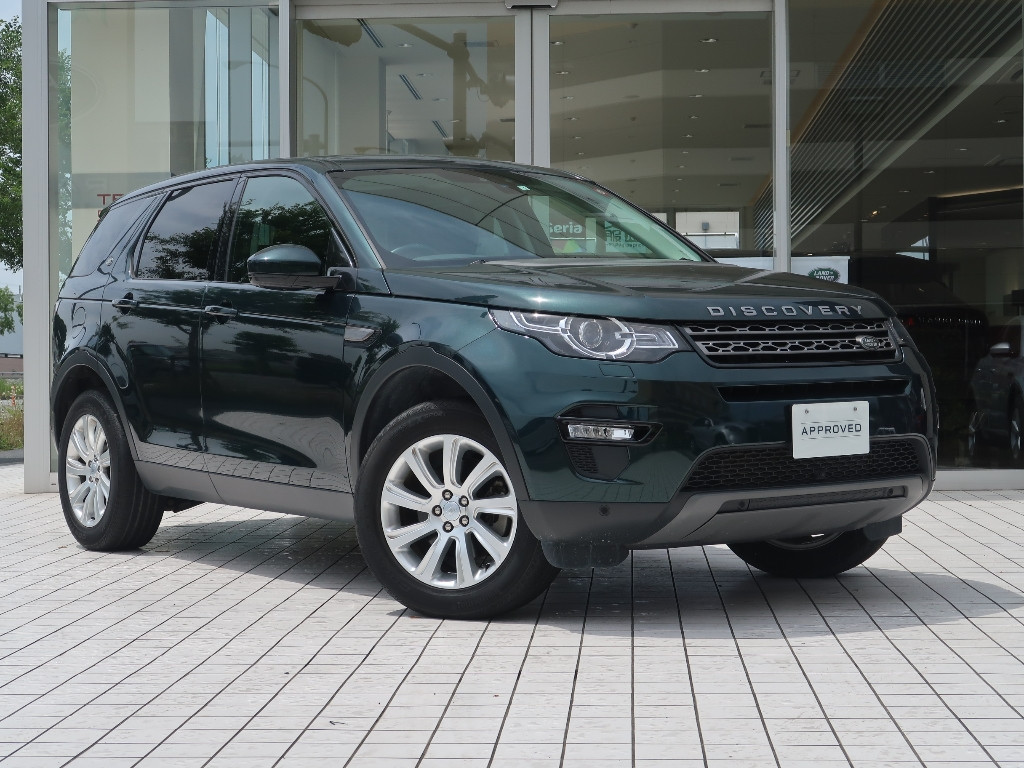 DISCOVERY SPORT 5ドア SE (MY16)