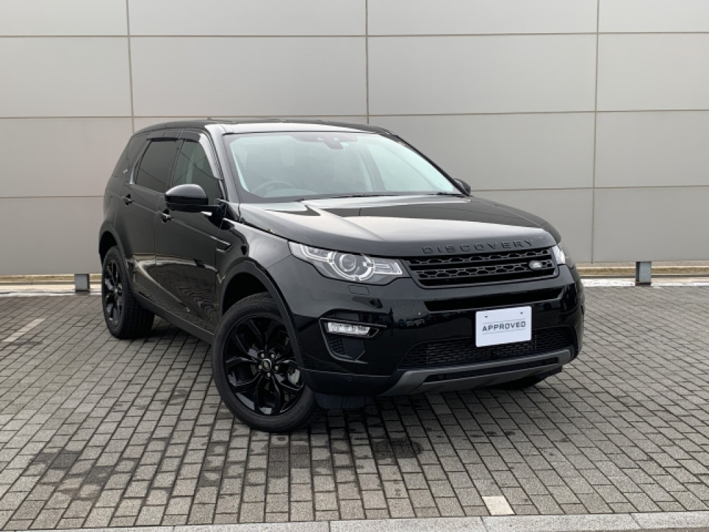 DISCOVERY SPORT 5ドア HSE (MY17)