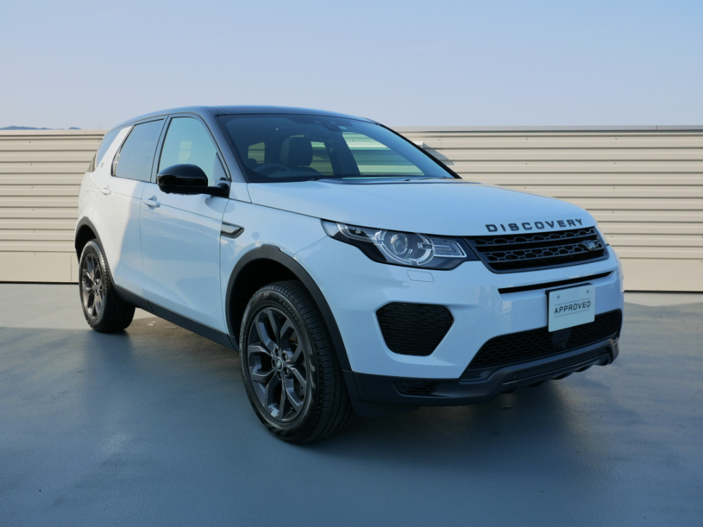 DISCOVERY SPORT 5ドア Special Edition (MY19)