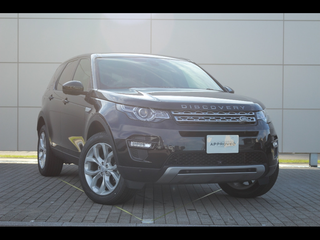 DISCOVERY SPORT 5ドア HSE (MY18)