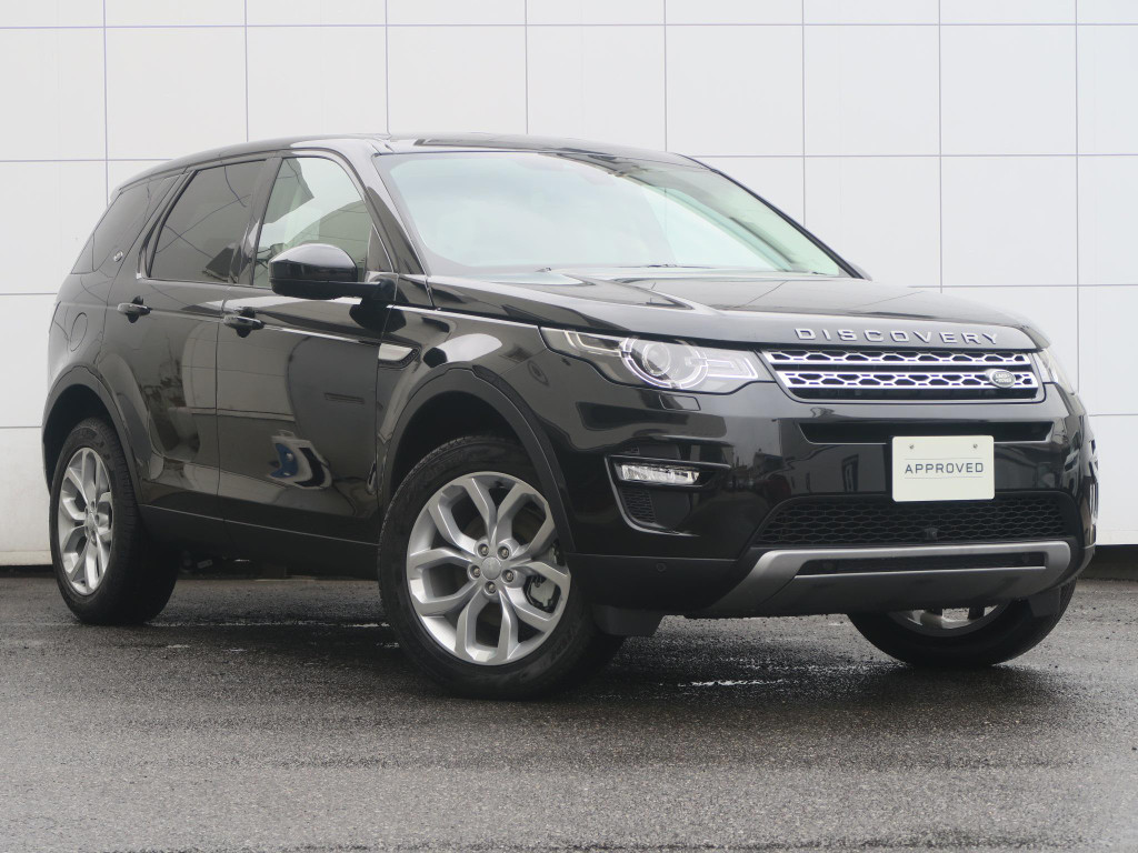 DISCOVERY SPORT 5ドア HSE (MY19)