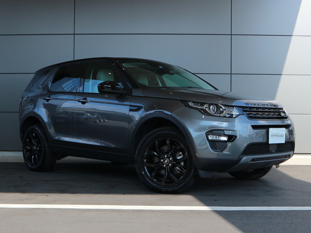 DISCOVERY SPORT 5ドア SE (MY19)