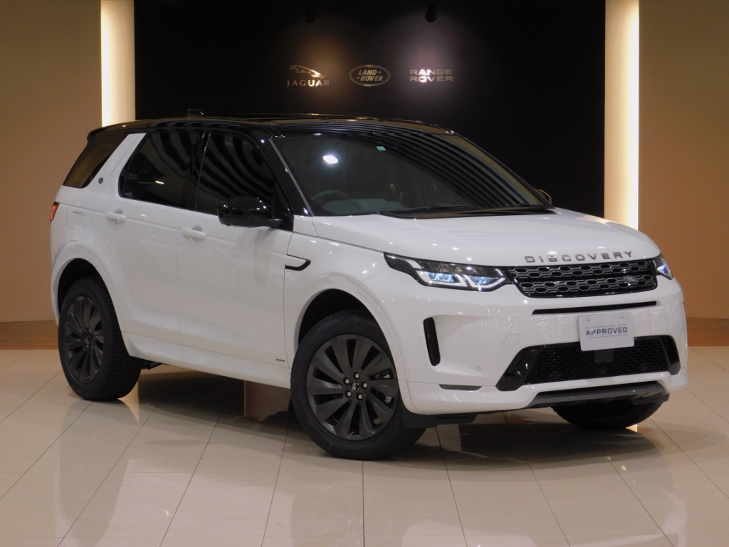DISCOVERY SPORT 5ドア R-Dynamic S (MY20)