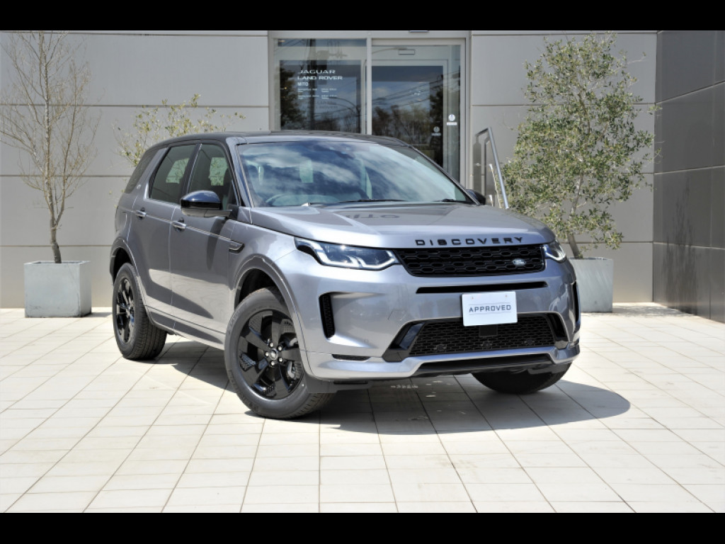 DISCOVERY SPORT 5ドア R-Dynamic SE (MY20)