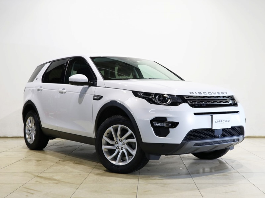 DISCOVERY SPORT 5ドア SE (MY18)
