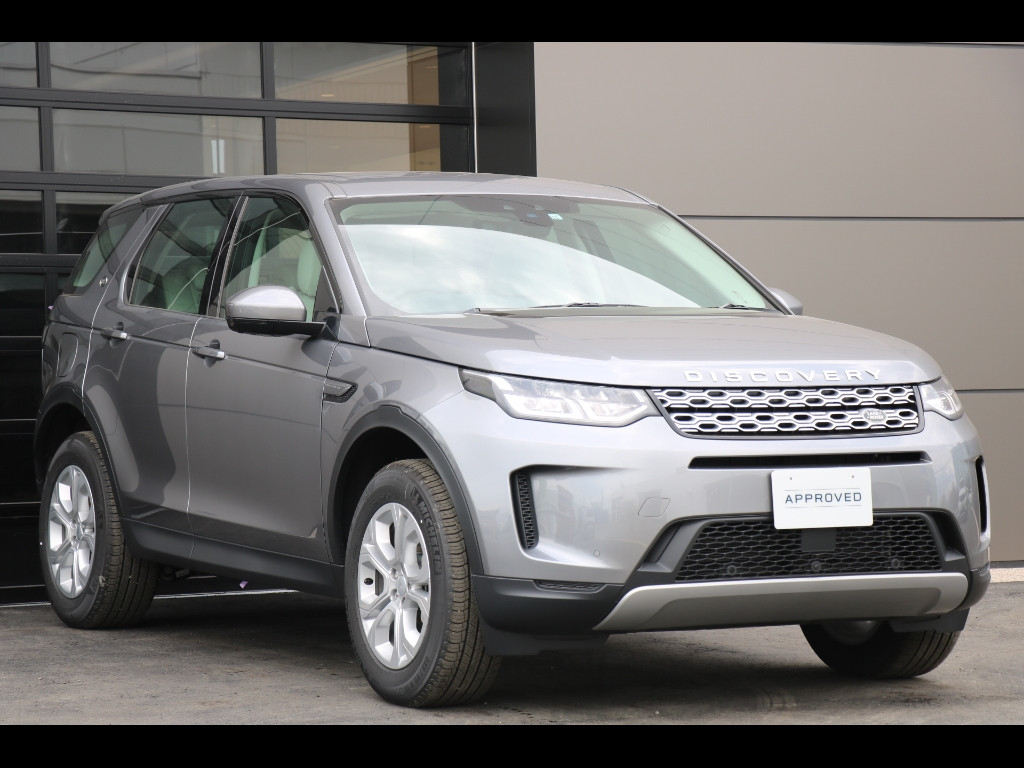 DISCOVERY SPORT 5ドア S (MY20)