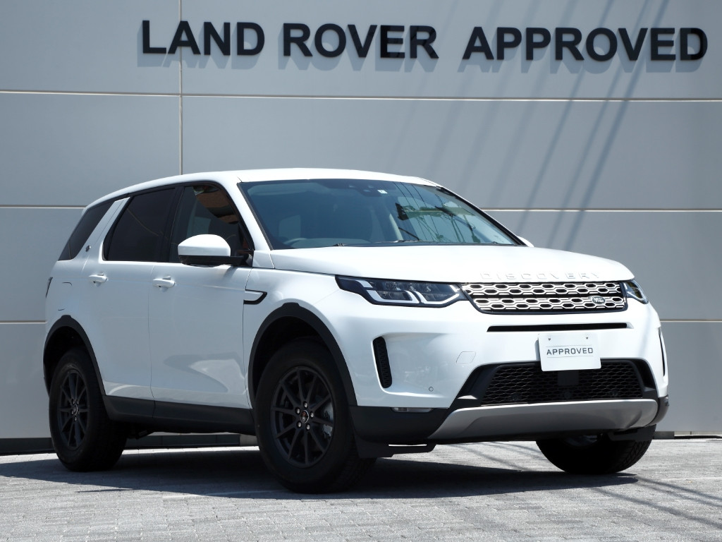 DISCOVERY SPORT 5ドア Standard (200PS) (MY20)