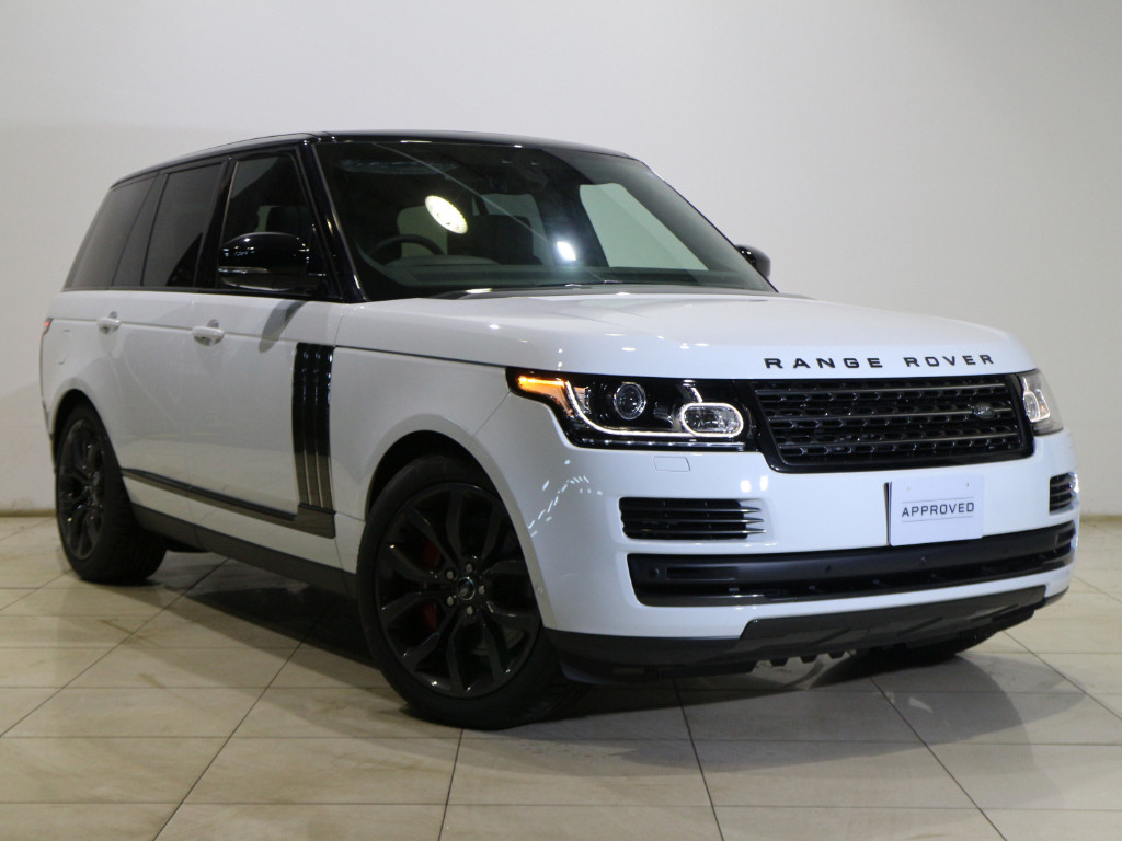 RANGE ROVER 5ドア Autobiography Dynamic (MY17)