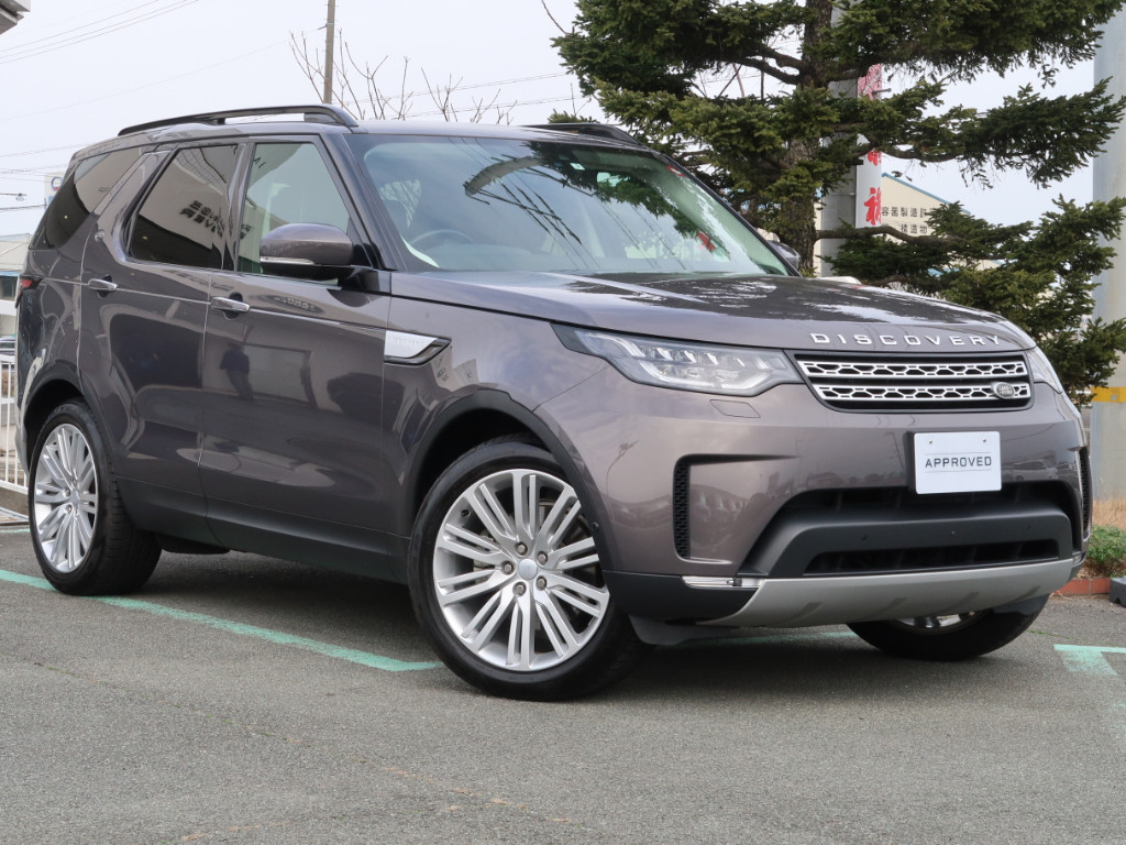DISCOVERY 5ドア HSE Luxury (MY17)
