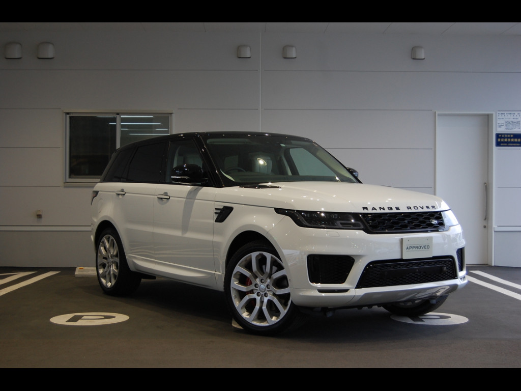 RANGE ROVER SPORT 5ドア Autobiography Dynamic (MY20)