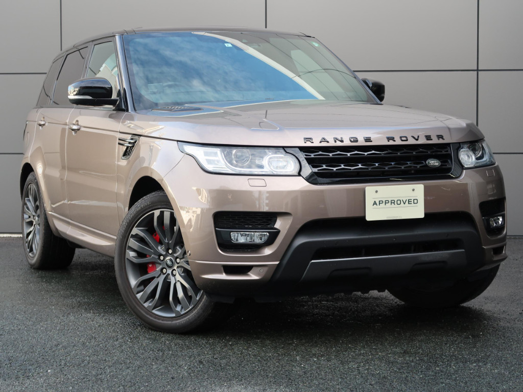 RANGE ROVER SPORT 5ドア Autobiography Dynamic (MY17)