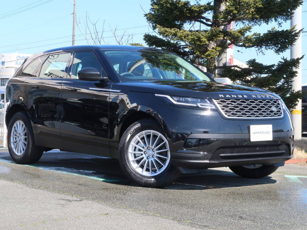 Range Rover Velar 5ドア No Values (MY19)