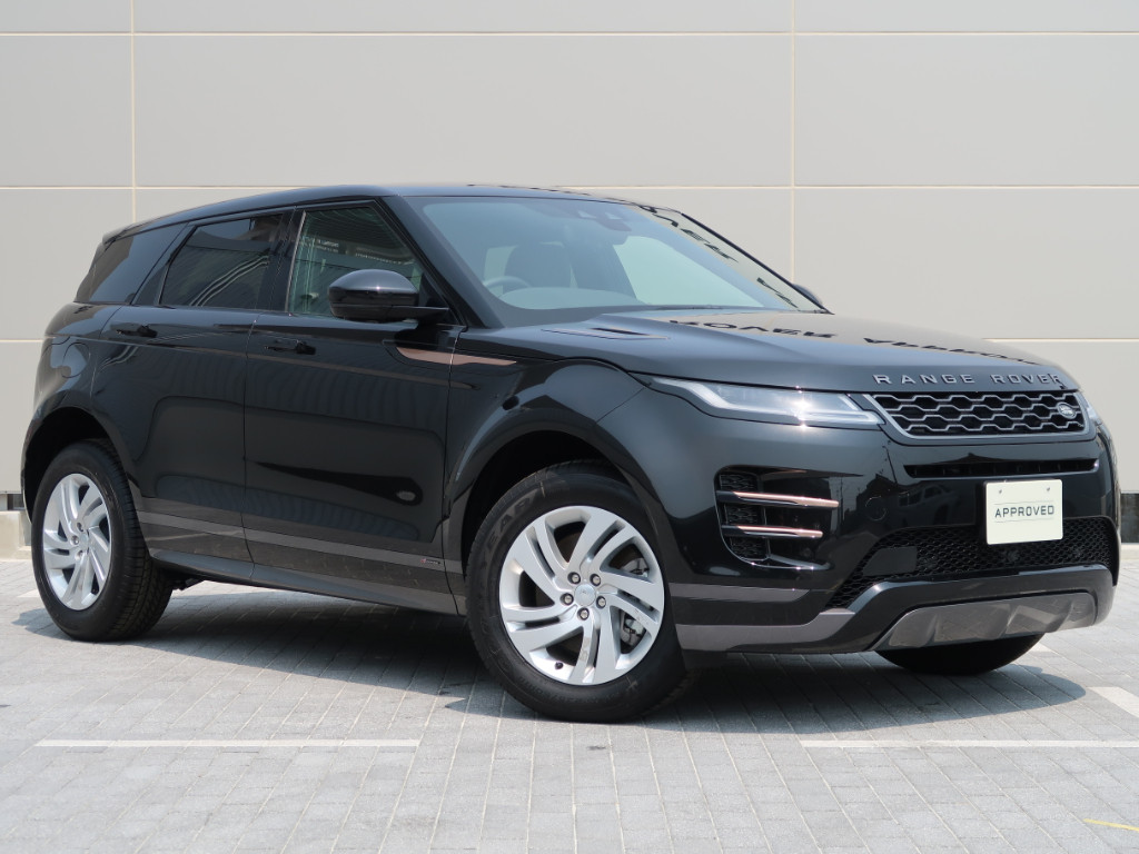 RANGE ROVER EVOQUE 5ドア R-Dynamic S (180PS) (MY20)