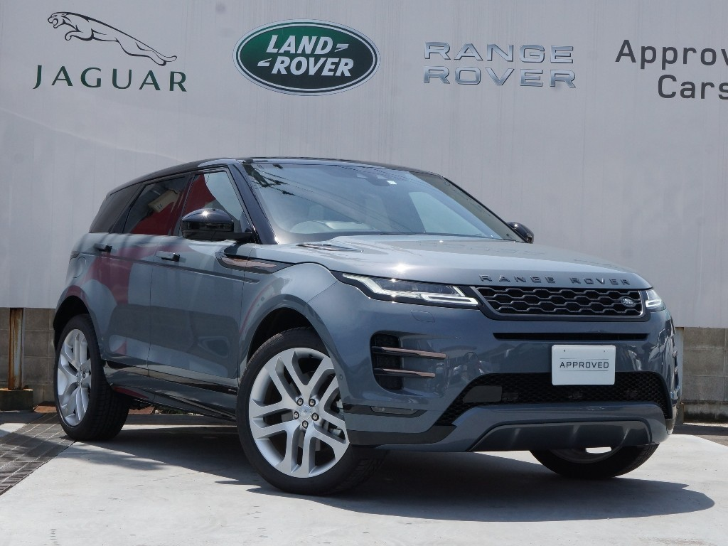 RANGE ROVER EVOQUE 5ドア First Edition (249PS) (MY20)