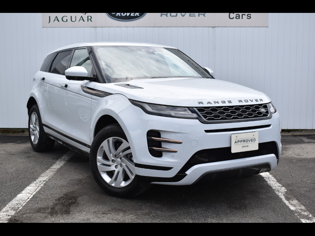 RANGE ROVER EVOQUE 5ドア R-Dynamic S (249PS) (MY20)