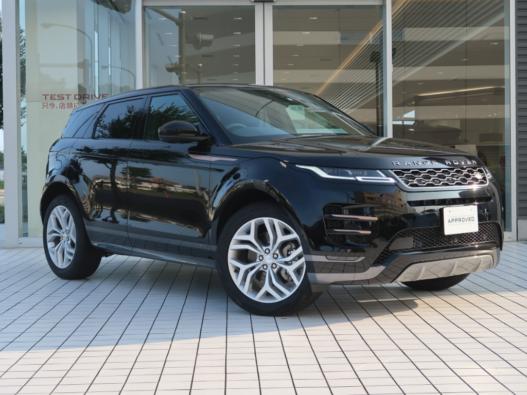 RANGE ROVER EVOQUE 5ドア R-Dynamic SE (249PS) (MY20)